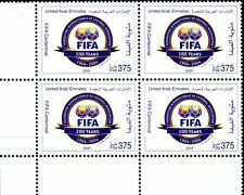 UAE 2004 ** Mi.755 Bl/4 100 Jahre Internationaler Fußballverband FIFA