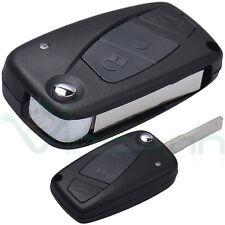 Guscio rigido cover chiave telecomando 3 tasti pieghevole FIAT Grande Punto CGP