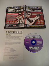 Action Replay Ultimate Codes for True Crime Streets of LA Sony PlayStation 2 PS2