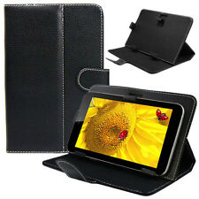 Universal Leather Stand Cover Case For 10 10.1 Inch Android Tablet PC Hoc