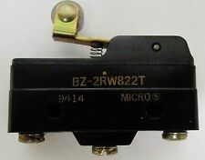 HONEYWELL MICROSWITCH BZ 2RW822T 15 Amp Roller Lever Limit Switch