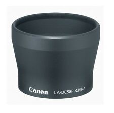 Canon LA-DC58F 58mm Conversion Lens Adapter, London
