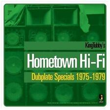 KING TUBBY'S Hometown Hi-Fi (Dubplate Specials 1975-1979) CD NEW Jamaican Rec.