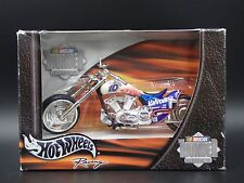 VALVOLINE #10 HOT WHEELS RACING NASCAR THUNDER RIDES MODEL MOTORCYCLE 55723