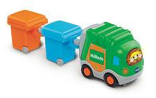 VTech - Tut Tut Babyflitzer - Müllauto mit 2 Mülltonnen - NEU OVP