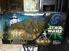 Hasbro Star Wars Power Of The Force Dewback Sandtrooper 12 in action figure