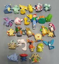 NEW 24pcs Lots 2-3cm Pokemon Mini Original Ash and More