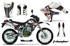 KAWASAKI KLX 250 Graphic Kit AMR Racing # Plates Decal Sticker Part 04-07 TBB