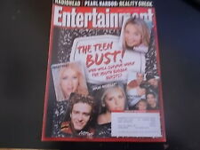 Six Feet Under, Britney Spears, Prince - Entertainment Weekly Magazine 2001