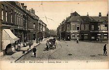CPA  Roubaix - Rue de Lannoy - ; Lannoy Street   (205119)