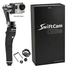 SwiftCam G3S 3-Axis Handheld Gimbal for GoPro Hero 3, 3+ Hero 4 Camera