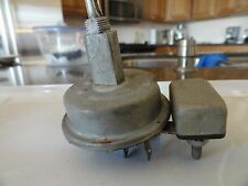 1962 MOPAR CHRYSLER/300 VARIABLE SPEED WIPER SWITCH GOOD CONDITION PART#2256514