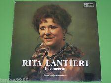 Rita Lantieri Leone Magiera# - In Concerto - Bongiovanni LP
