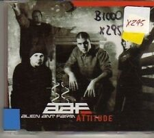 (Co942) Alien Ant Farm, Attitude - 2002 Dj Cd