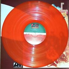 LED ZEPPELIN II 2, 180 GRAM TRANSPARENT MARBLED ORANGE COLORED VINYL LP IMPORT