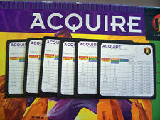(1) Individual 1999 Information Card for 1999 Game of ACQUIRE
