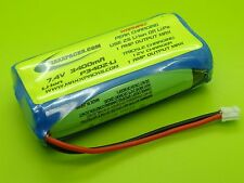 PANASONIC 3400mAh 7.4V Tx BATTERY FITS JR SPEKTRUM DX7S / 3402F-Li / MADE IN USA