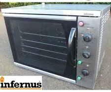 Infernus Commercial Electric Convection Oven Baking 108ltr Blue Seal style, New