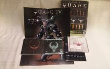 Ultimate Quake collection for PC (1/II/III Arena) in original Box w/Poster!