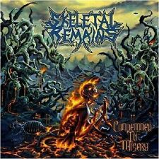 SKELETAL REMAINS - Condemned To Misery CD