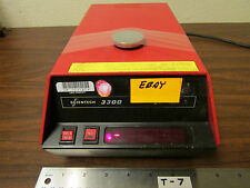 Scientech 3300-01 Control Unit Tested Powers Up