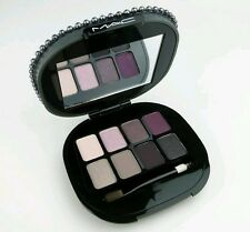 Limited Edition Mac Cosmetics Keepsake PLUM EYES 8 Eyeshadow Palette