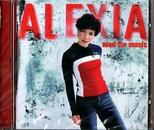 ALEXIA MAD FOR MUSIC CD 2001 SEALED