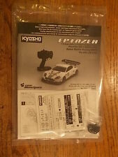 Pure Ten EP Fazer 4WD Touring Car Manuals, Tools etc - Kyosho