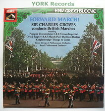 ESD 7075 - FORWARD MARCH - Sir Charles Groves Conducts British Marches LP Record