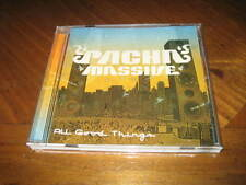 Pacha Massive - All Good Things - Latin POP Trip Hop Electro CD - Maya Nova