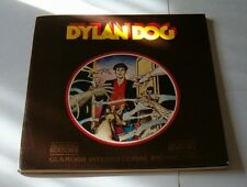 DYLAN DOG - GLAMOUR INTERNATIONAL PRODUCTION - 1990 -   N. 1  OTTIME COND