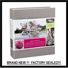 COLIN COWIE'S Wedding Planner & Keepsake Organizer Free Shipping- BRAND NEW