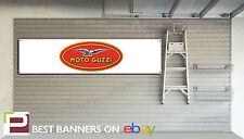 Moto Guzzi Workshop Garage Banner