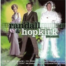 Randall & Hopkirk (Deceased) TV Soundtrack CD NEW 2000 Orb/James/Charlatans/Pulp