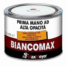 Cementite BIANCOMAX MaxMeyer 0,500 ml. PITTURA SINTETICA COLOR BIANCO