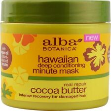 Alba Botanica, Hawaiian Deep Conditioning Minute Mask, 5.5 oz (156 g)