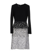 $ 3,300 Oscar de la Renta Black Knee-length Dress,size 4