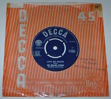 THE ROLLING STONES, LITTLE RED ROOSTER*OFF THE HOOK 1964 DECCA 12014 Original EX
