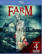 Farm: Includes 4 Bonus Films (Blu-ray Disc, 2016)