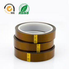 Kapton Tape 10mm Width silicone adhesive ESD additive static charge reducing