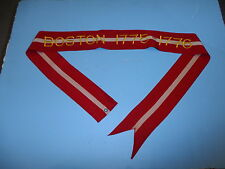 st193 US Army Flag Streamer Revolutionary War Boston 1775 - 1776