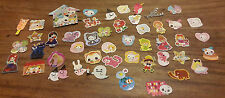 47 PCS CUTE KAWAII GRAB BAG STICKERS FLAKES SEALS JAPANESE ASSORTED LOT E