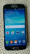 Samsung Galaxy S4 SGH-I337 - 16GB - Blue (AT&T) Clean IMEI - Fair Condition