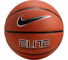NIKE Elite Competition 8-Panel Basketball Ball BB0446-801 Size 7 - 29.5""
