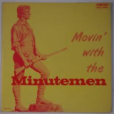 MINUTEMEN: Movin' Private Spiritual HARRISBURG, PA Vinyl LP Hear It Gospel