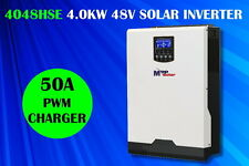 (HSE) 5kVA 4000w 48v PV inverter solare + 50A solar charger + caricabatteria 60A