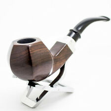 New Ebony Wood Pipe Smoking Wooden Pipes With Pipe Accessories