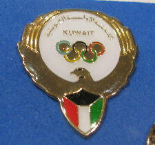 2014 KUWAIT Rare NEW Olympic NOC Internal Team DELEGATION  pin