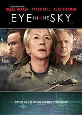 Eye in the Sky DVD, Helen Mirren (2016) BRAND NEW, FREE FIRST CLASS SHIPPING !!!
