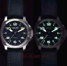LUM-TEC M76 TITANIUM NEW+GIFT MENS WATCH LIMITED EDITION 85 PC AUTHORIZED DEALER